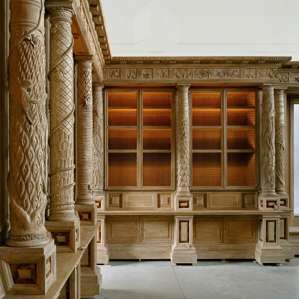 Library 16th century